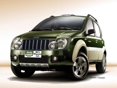 Jeep Phornix
