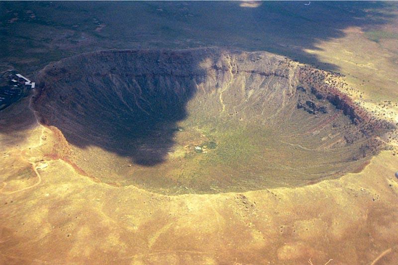 фото большой кратер у молодой подобранное крепление
