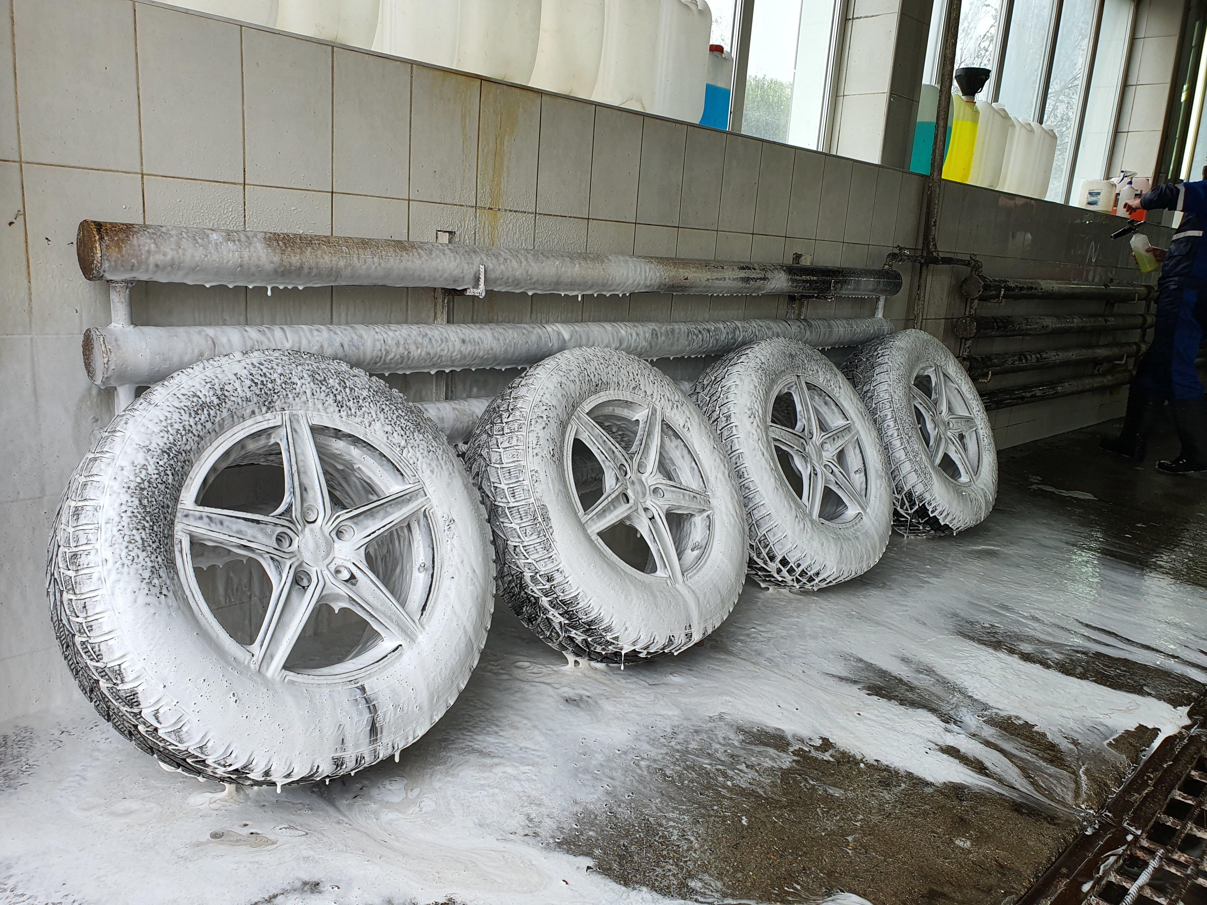 Итоги 1 сезона эксплуатации шипованных Dunlop GRANDtrek Ice 02